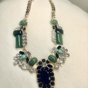 Women bib necklace from Free People new